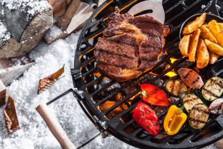 Barbecueën in de winter? Niet alleen gezellig maar ook lekker