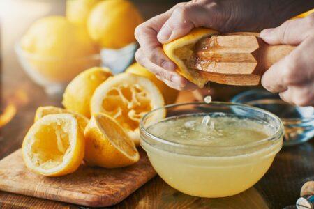 Is water met citroen goed voor je?