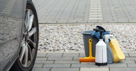 Met deze 10 tips is je auto weer snel schoon