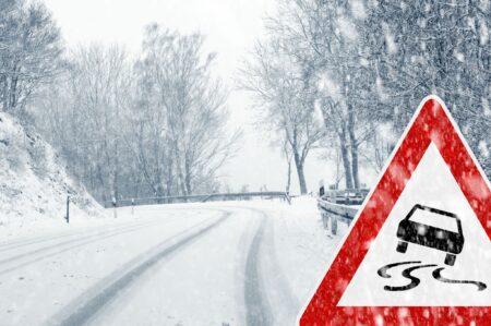Met deze tips rijd je veilig op gladde wegen