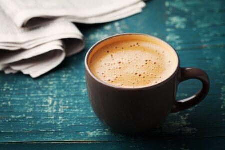 Waarom je 's avonds beter geen koffie kunt drinken