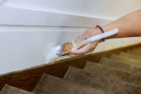 Ga je de trap schilderen? Lees hier hoe je dat doet